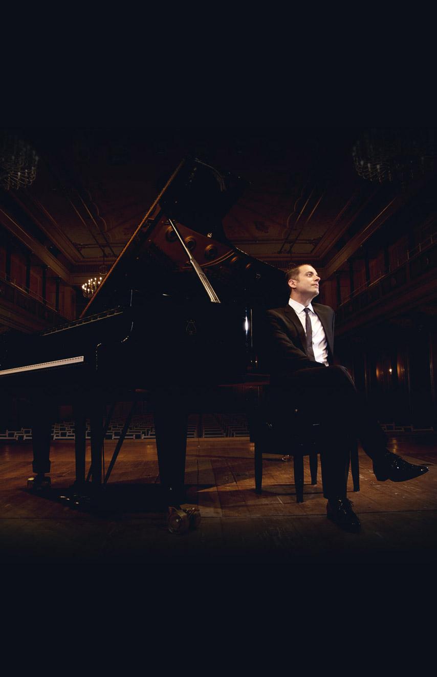 Amir Katz | Pianist